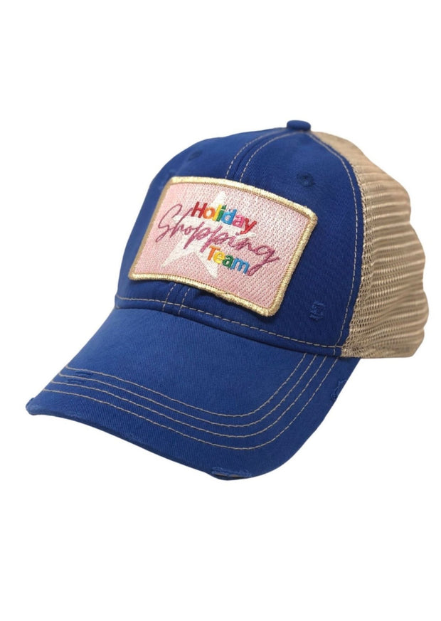 Holiday Shopping Team Hat
