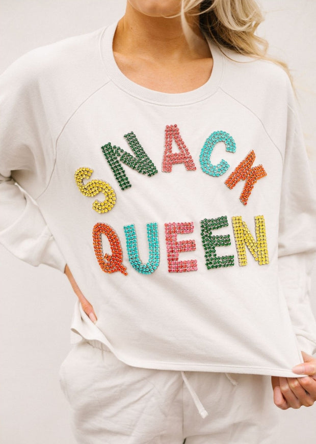 RAINBOW SNACK QUEEN SET