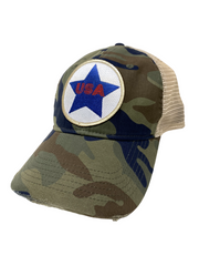 USA Star Hat