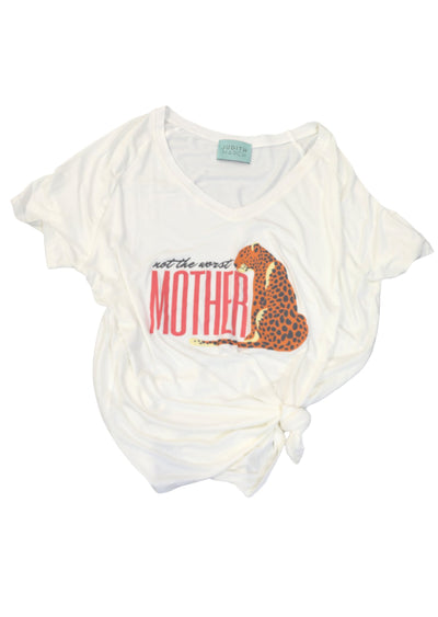 Not The Worst Mother Tee