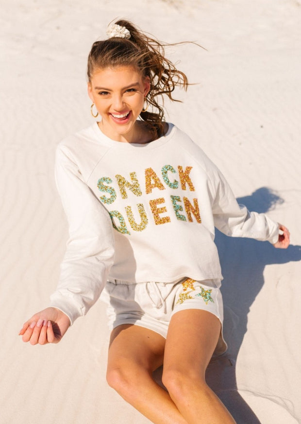 SNACK QUEEN SET