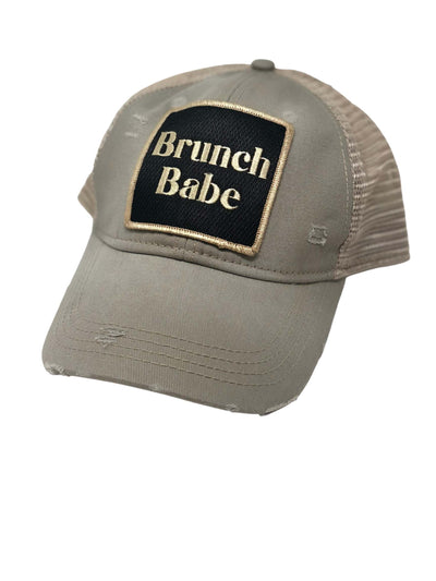 Brunch Babe Hat