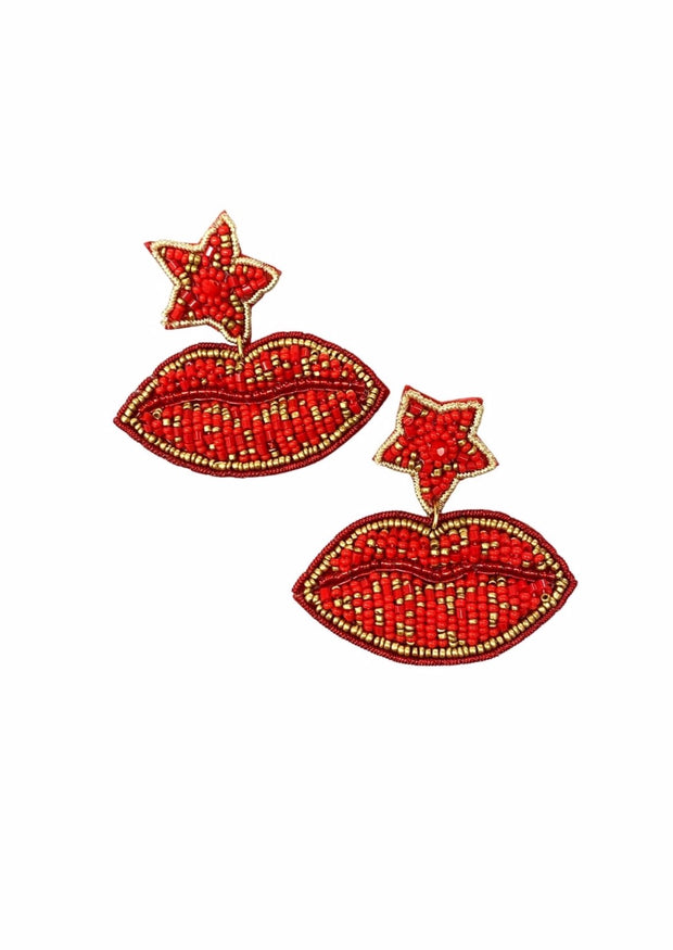 SMOOCHES EARRINGS
