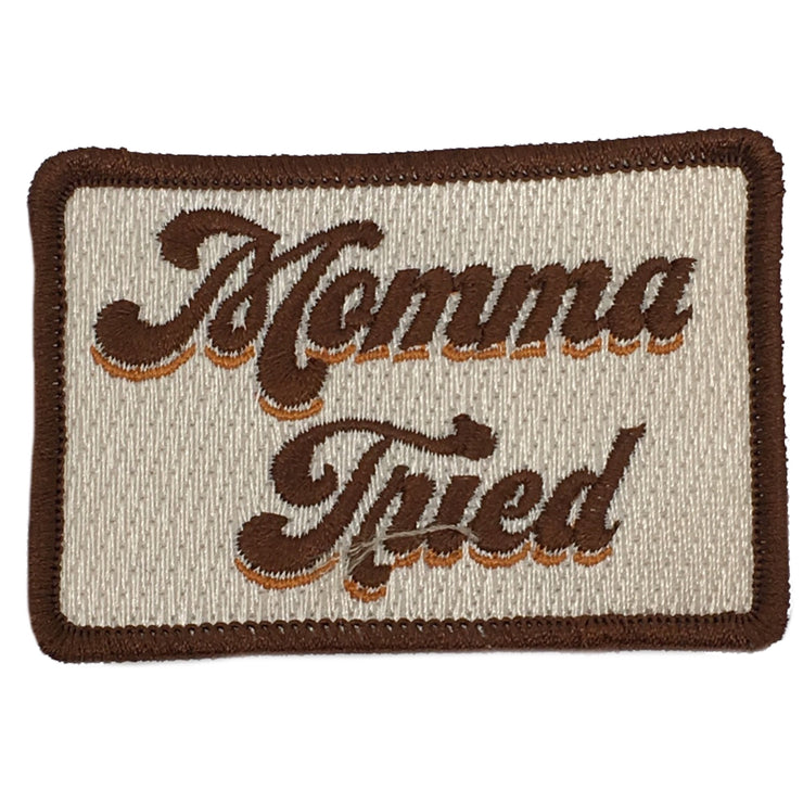 VINTAGE MOMMA TRIED PATCH