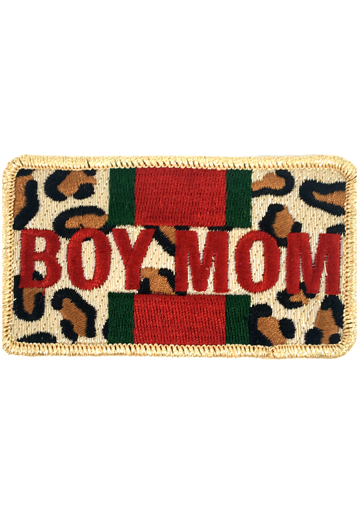 BOY MOM PATCH