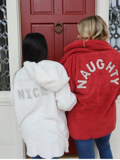 Naughty and Nice Sweaters