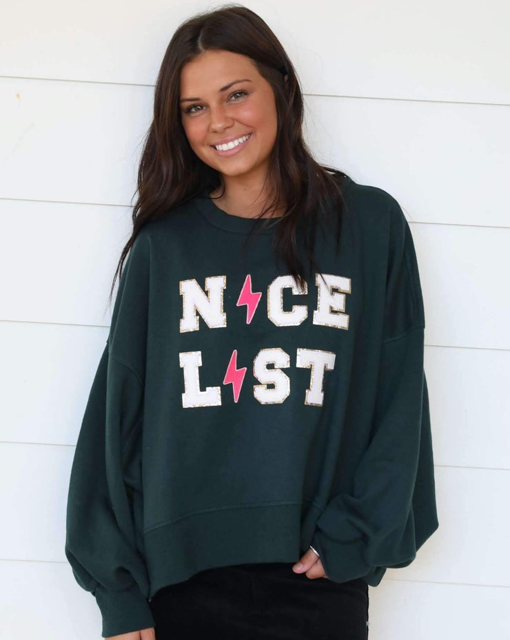Nice List Sweater
