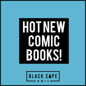 Looking for some hot comic books? Here's some of our favorite spicy titles and covers!