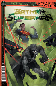 FUTURE STATE BATMAN SUPERMAN #1 (OF 2) CVR A BEN OLIVER