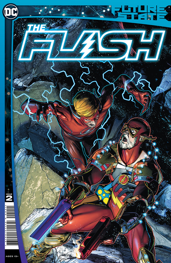 FUTURE STATE THE FLASH #2 (OF 2) CVR A BRANDON PETERSON