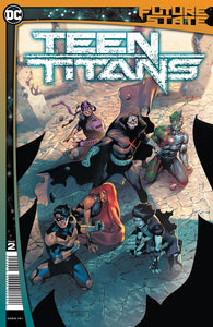FUTURE STATE TEEN TITANS #2 CVR B CARD STOCK VARIANT 2//9//21 FREE SHIPPING AVAIL
