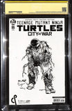 TMNT #95 CONVENTION EXCLUSIVE CBCS 9.8