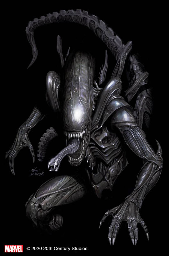 ALIEN #1 INHYUK LEE VIRGIN VAR 1:500