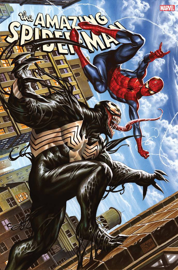 AMAZING SPIDER-MAN #49 BROOKS VAR