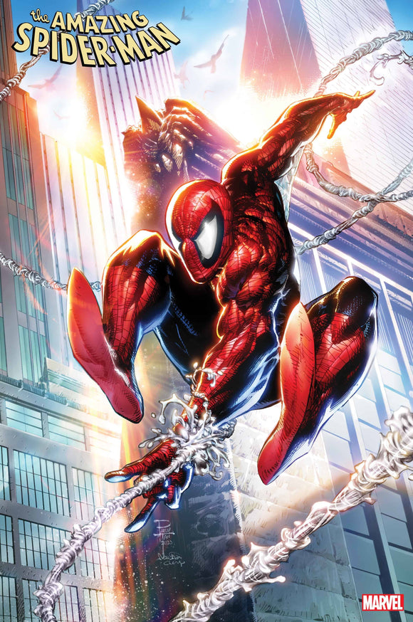 AMAZING SPIDER-MAN #56 TAN VAR