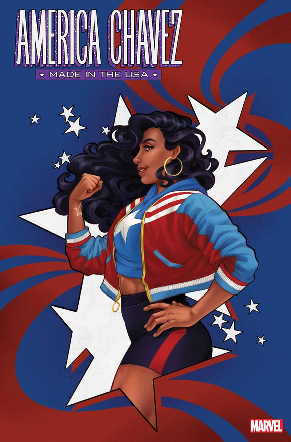 AMERICA CHAVEZ MADE IN USA #3 (OF 5) COLA VAR