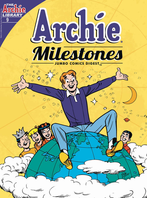ARCHIE MILESTONES DIGEST #9 - Black Cape Comics