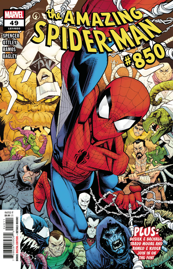 AMAZING SPIDER-MAN #49