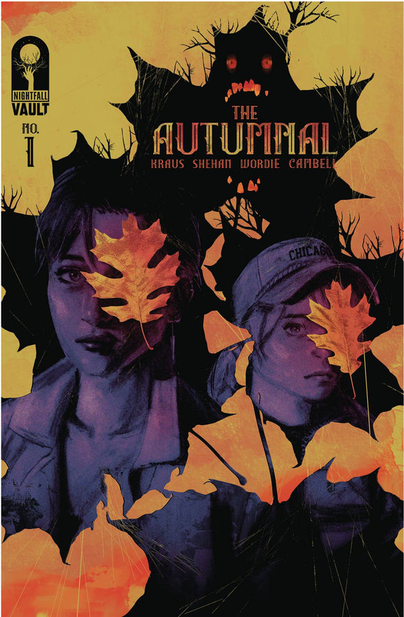 AUTUMNAL #1 CVR A SHEHAN - VAULT COMICS - Black Cape Comic