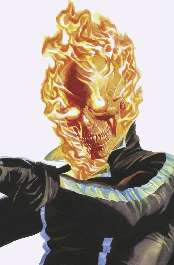 AVENGERS #36 ALEX ROSS GHOST RIDER TIMELESS VAR