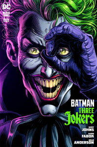 BATMAN THREE JOKERS #3 (OF 3) - DC COMICS - Black Cape Comic