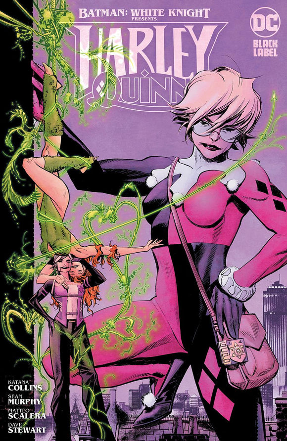 BATMAN WHITE KNIGHT PRESENTS HARLEY QUINN #2 (OF 6) CVR A SEAN MURPHY - DC COMICS - Black Cape Comic