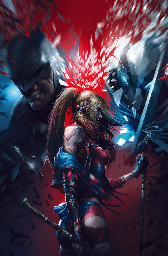 BATMAN #103 CVR B FRANCESCO MATTINA CARD STOCK VAR - DC COMICS - Black Cape Comic