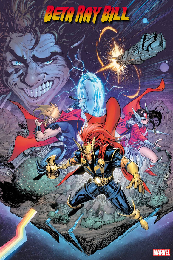 BETA RAY BILL #1 (OF 5) COELLO STORMBREAKERS VAR KIB