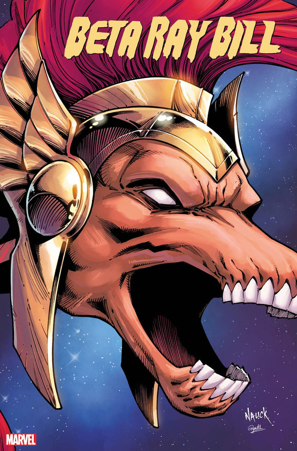 BETA RAY BILL #1 (OF 5) NAUCK HEADSHOT VAR KIB