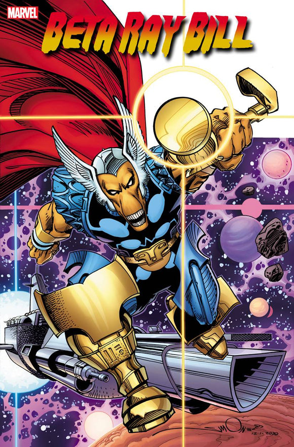 BETA RAY BILL #1 (OF 5) SIMONSON VAR KIB 1:25