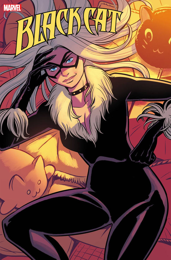 BLACK CAT #4 BUSTOS VAR