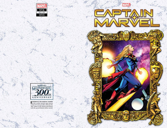 CAPTAIN MARVEL #26 LUPACCHINO MW VAR