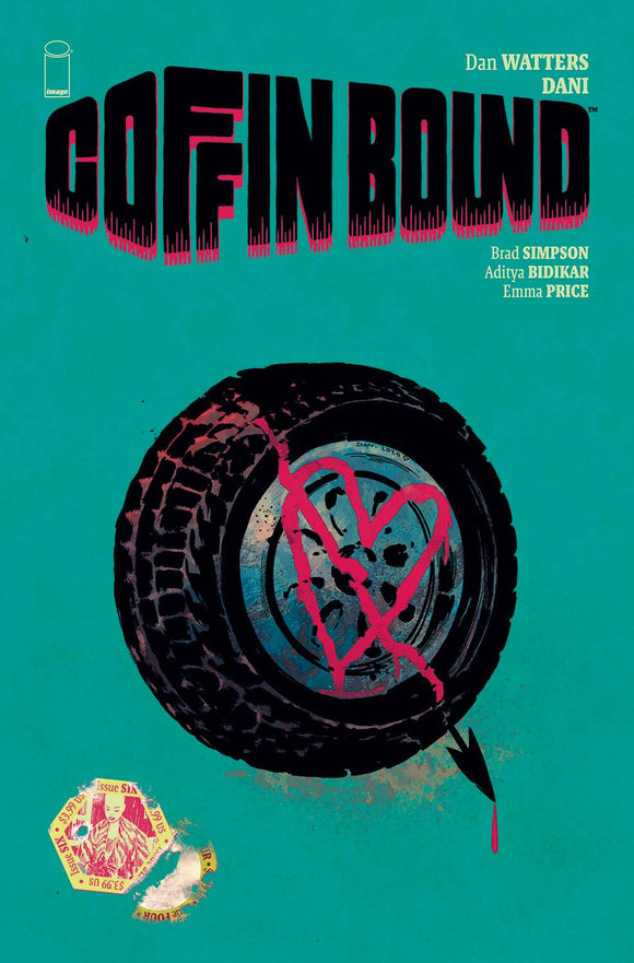 COFFIN BOUND #6 (MR) - IMAGE COMICS - Black Cape Comic