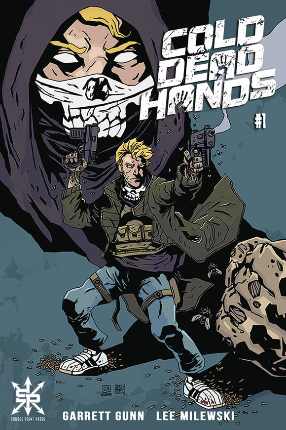 COLD DEAD HANDS #1 (OF 3) - SOURCE POINT PRESS - Black Cape Comic
