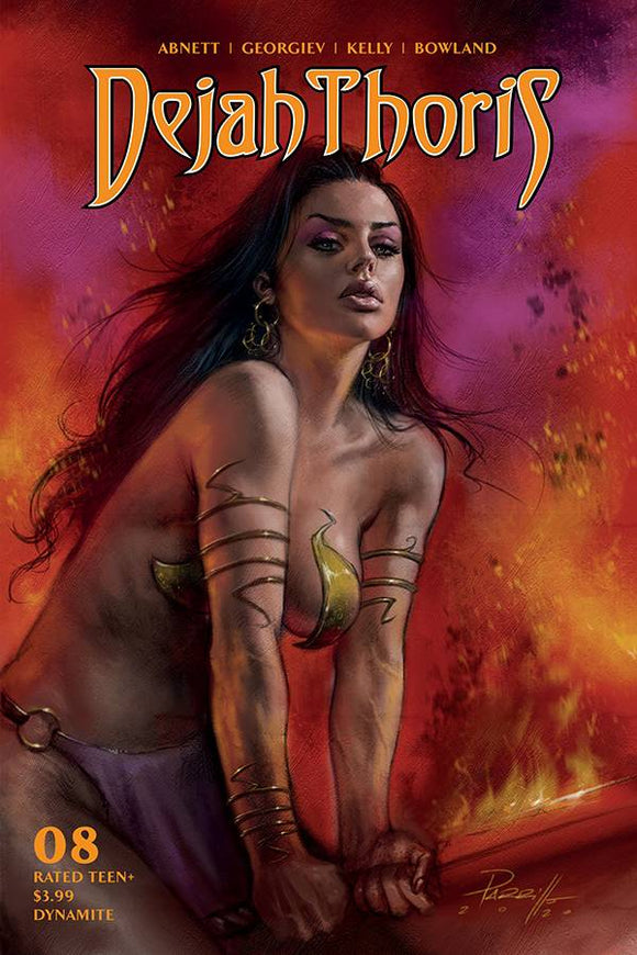 DEJAH THORIS (2019) #8 CVR A PARRILLO - DYNAMITE - Black Cape Comic