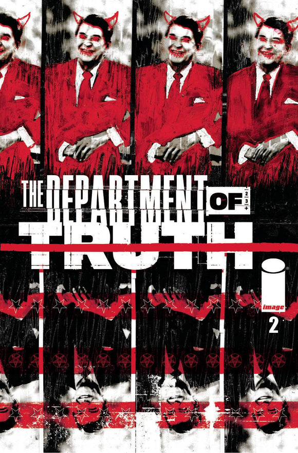 DEPARTMENT OF TRUTH #2 CVR A SIMMONDS (MR) - IMAGE COMICS - Black Cape Comic