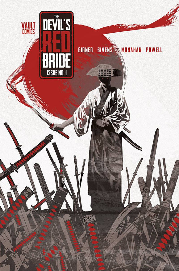 DEVILS RED BRIDE #1 CVR B GOODEN DANIEL (MR) - VAULT COMICS - Black Cape Comic