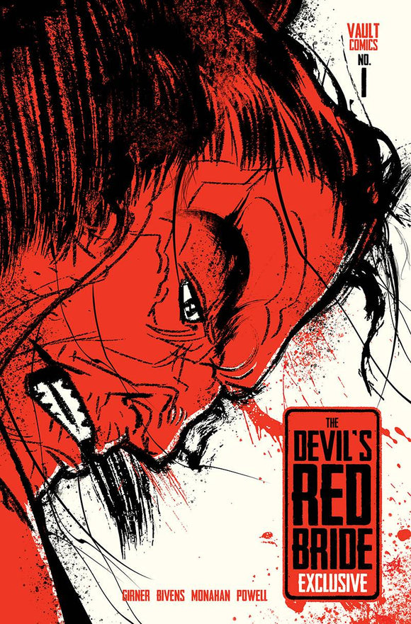 DEVILS RED BRIDE #1 CVR C GOODEN DANIEL (MR) - VAULT COMICS - Black Cape Comic