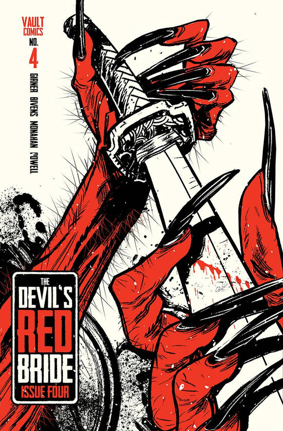 DEVILS RED BRIDE #4 CVR B DANIEL (MR)