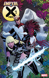 EMPYRE X-MEN #1 (OF 4) - Black Cape Comics