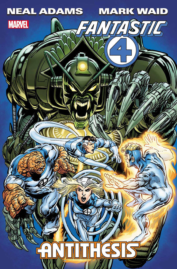 FANTASTIC FOUR ANTITHESIS #3 (OF 4) - MARVEL COMICS - Black Cape Comic