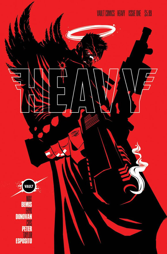 HEAVY #1 CVR C DANIEL - VAULT COMICS - Black Cape Comic