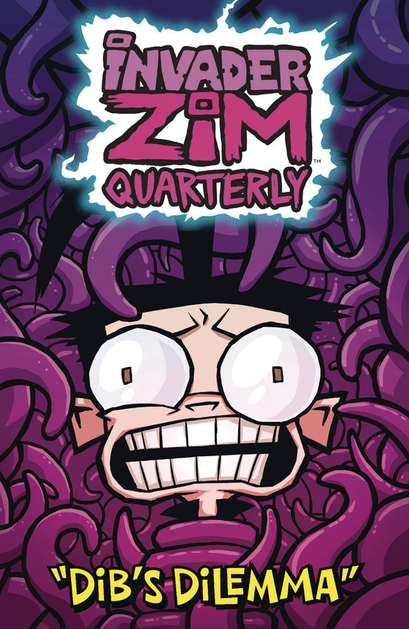 INVADER ZIM QUARTERLY #2 CVR A WUCINICH