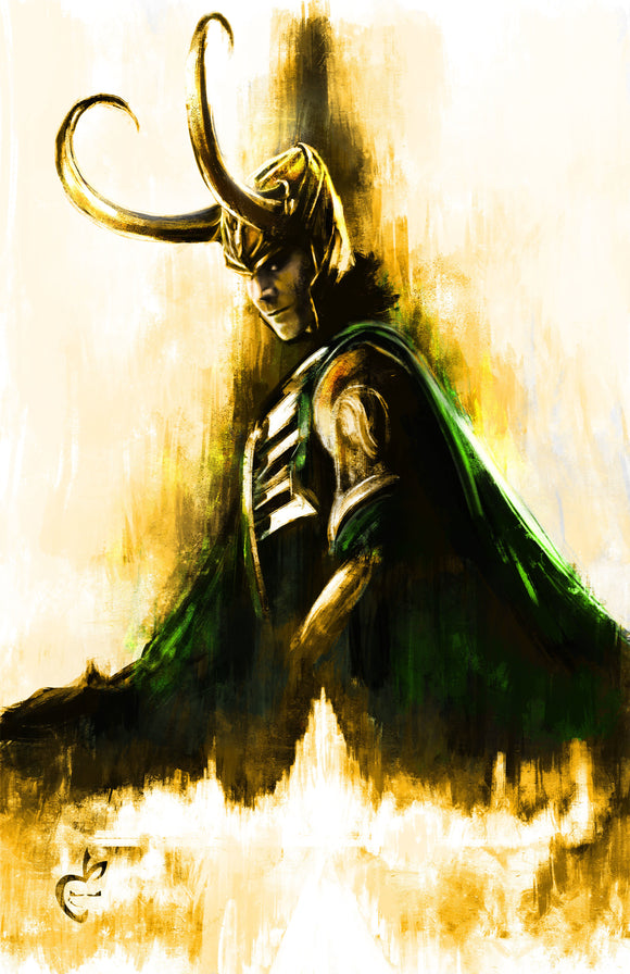 LOKI - Black Cape Comics - Black Cape Comic