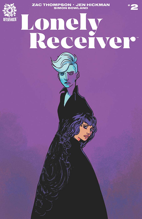 LONELY RECEIVER #2 CVR A HICKMAN - AFTERSHOCK COMICS - Black Cape Comic
