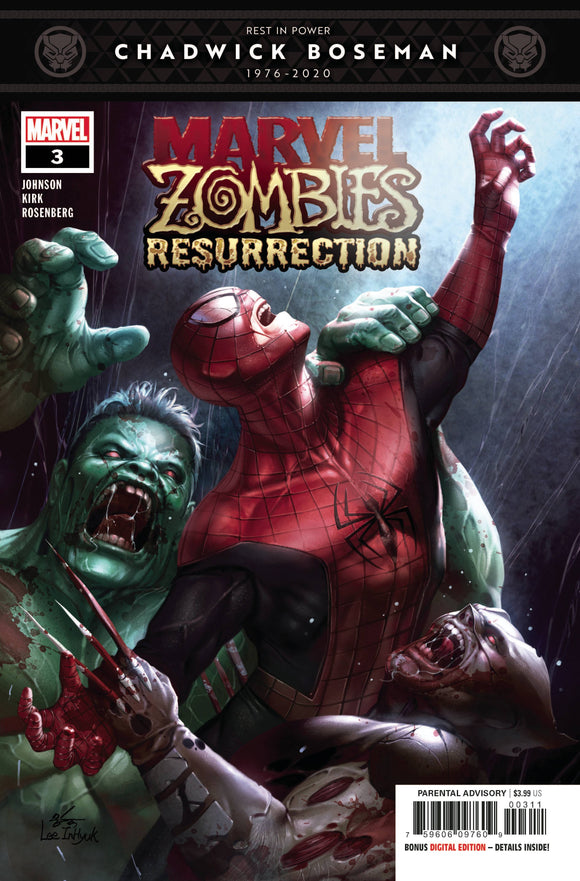 MARVEL ZOMBIES RESURRECTION #3 (OF 4)