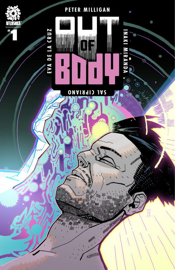 OUT OF BODY #1 BLACK CAPE COMICS EXCLUSIVE