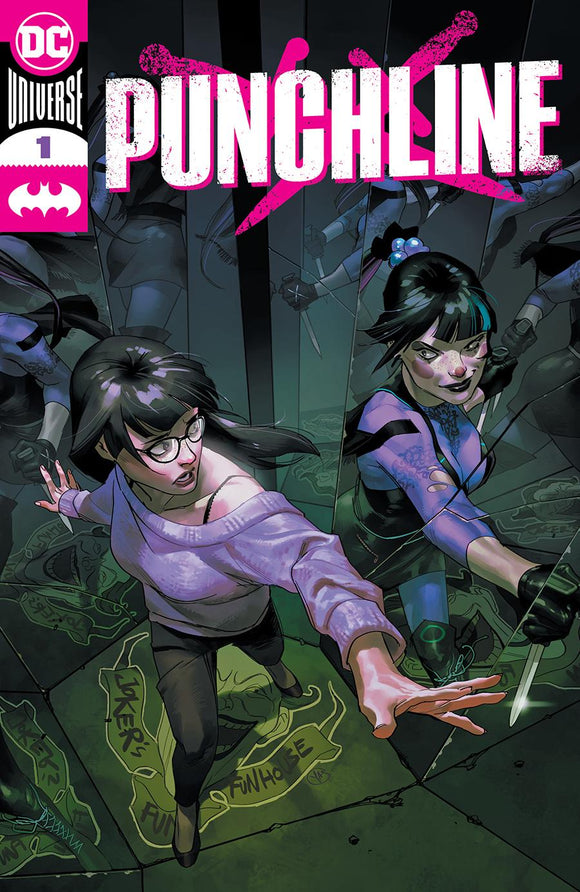 PUNCHLINE SPECIAL #1 (ONE SHOT) CVR A YASMINE PUTRI - DC COMICS - Black Cape Comic