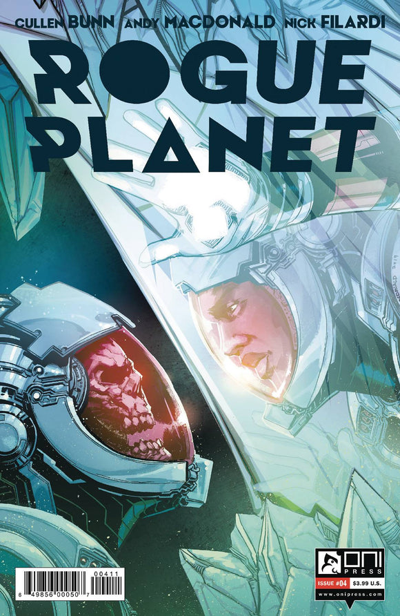 ROGUE PLANET #4 - ONI PRESS INC. - Black Cape Comic