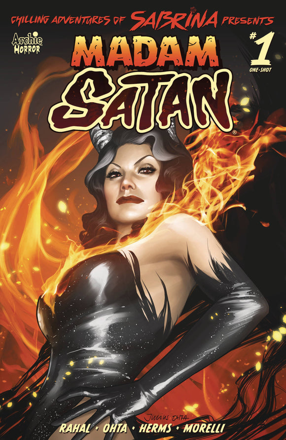 SABRINA MADAME SATAN ONE SHOT #1 CVR A OHTA (MR) - ARCHIE COMIC PUBLICATIONS - Black Cape Comic
